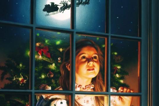 The Night Before Christmas in Dubai 2018