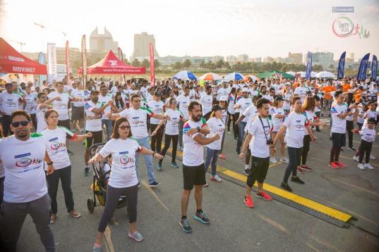 The Emirates NBD Unity Run