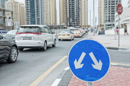 Traffic Violations with Highest Black Points in the UAE