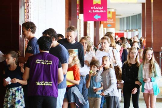 Emirates Airline Festival of Literature 2021
