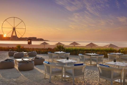 Top 5 Al Fresco Season Friendly Activities at The Ritz-Carlton Dubai