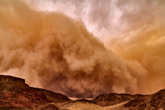 Protect Yourself In A Sandstorm