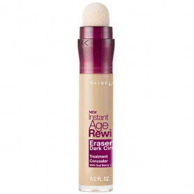 Maybelline New York Instant Age Rewind Eraser Dark Circles Concealer 120 Light