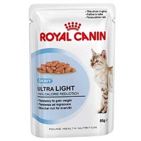 Royal Canin Ultra Light wet cat food