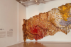 Anatsui Gravity and Grace in Qatar
