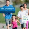 Cigna Park Run in Dubai