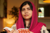 Malala Yousafzai at the Emirates Airline Festival of Literature 2021