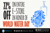 Permatech Discount for World Water Day 2019