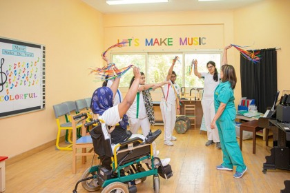 About Al Noor Training Centre For Persons With Disabilities Expatwoman Com