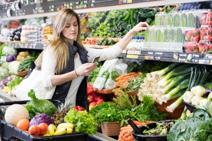 Food Shopping in Kuwait | ExpatWoman com