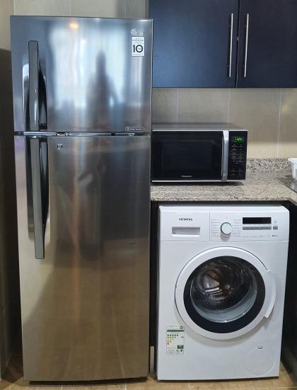 Fridge & Washing Machine / Perfect Conditiojn