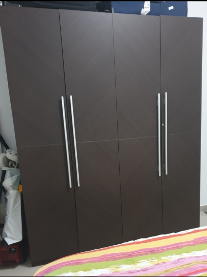 King Size Bedroom Set - Great Condition