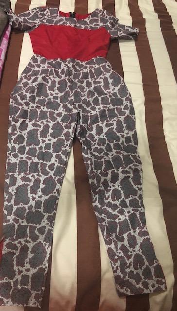 New Ankara jumpsuit