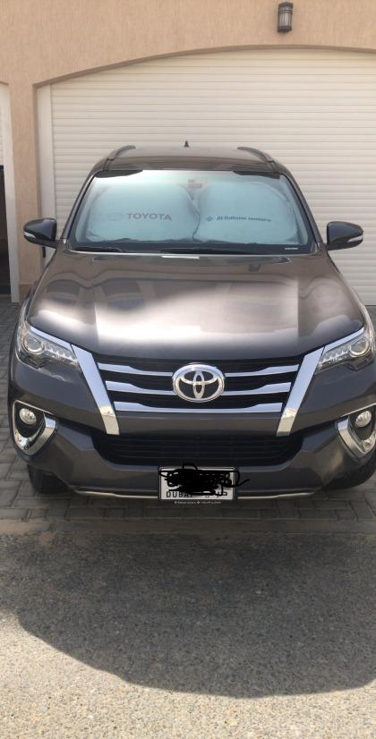 2017 Toyota Fortuner