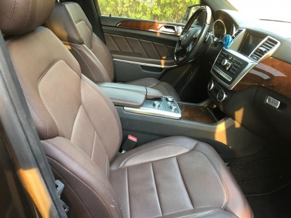 Mercedes Benz GL 500 4 matic