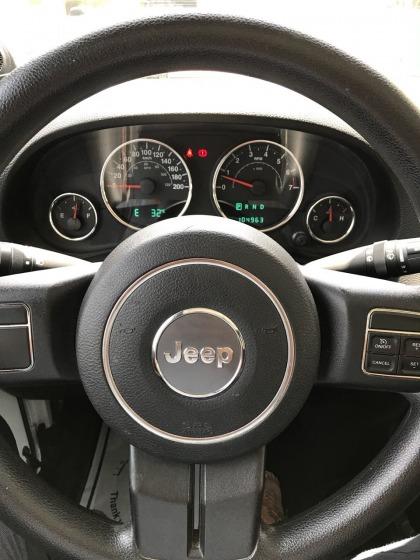 Jeep Wrangler, amazing spec!