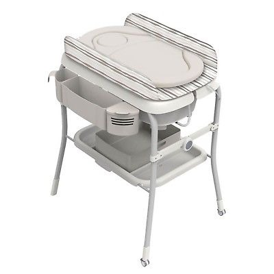 Chicco bath and changing station