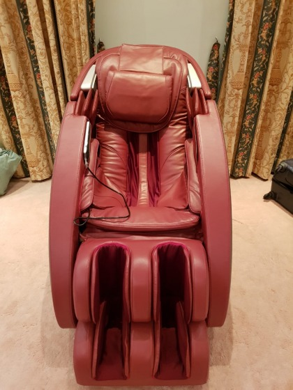 Luxury Isukoshi Massage Chair