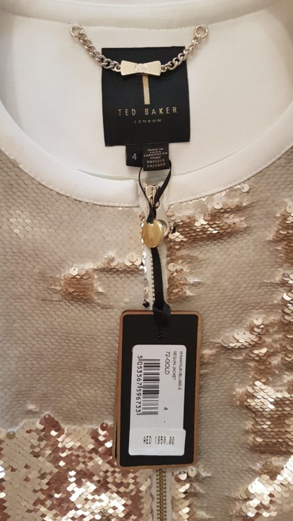 Unique Ted Baker Jacket
