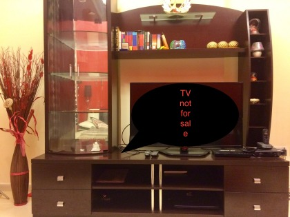 Living room Wall Cabinet for sale