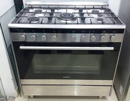 Siemens Full Gas Cooking Range 90x60cm new model