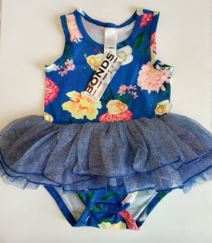 New Bonds tutu dress 12-18 months / 1 year old