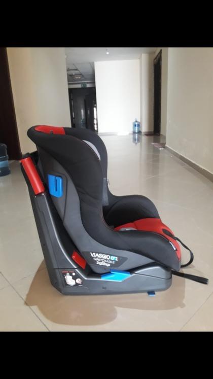 Peg Perego car seat 0-18kg