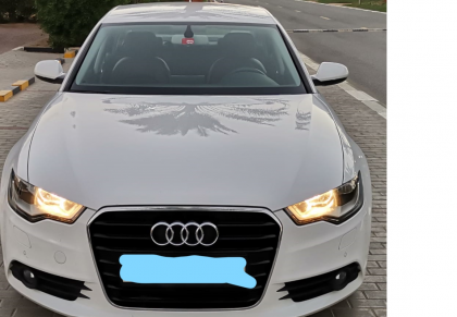Audi A6 2014 Model 2.0T in Excellent Condition with full service history