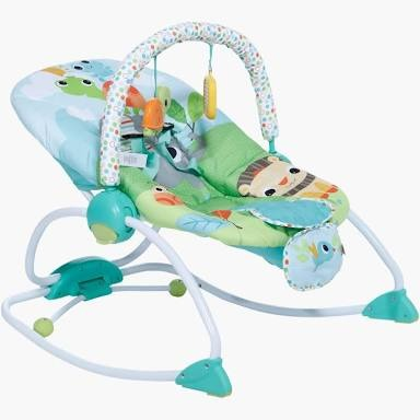 Bright Starts bouncer/rocker