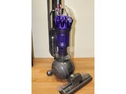 Dyson DC40 Purple/Grey cleaner