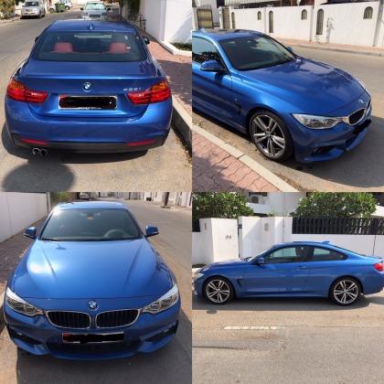 BMW 428i for sale in Abu Dhabi!