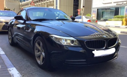 BMW Z4 2015 for sale under warranty till May 2022