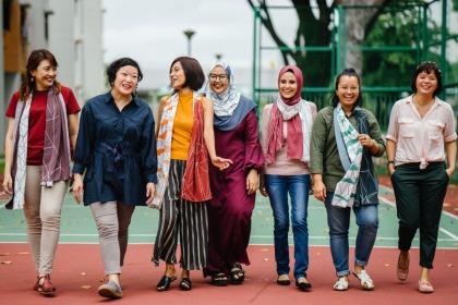 Dress Code in Singapore   ExpatWoman com