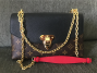 Authentic Louis Vuitton Saint Placide Chain Bag