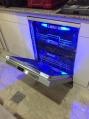 Silver Siemens IQ700 dishwasher