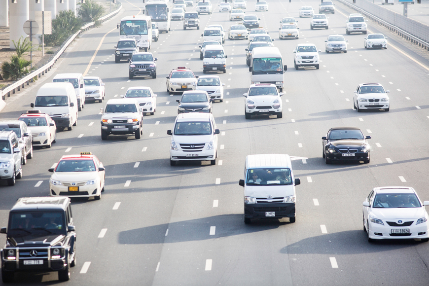 Vehicle Testing Centers by RTA in Dubai