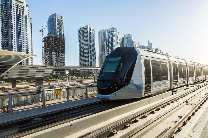 Traffic fines for Dubai Tram