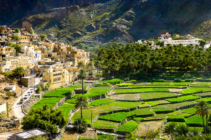9 Completely Unusual and Interesting Things to Do in Oman