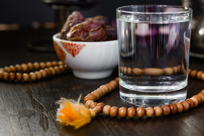 How to Stay Hydrated During Ramadan