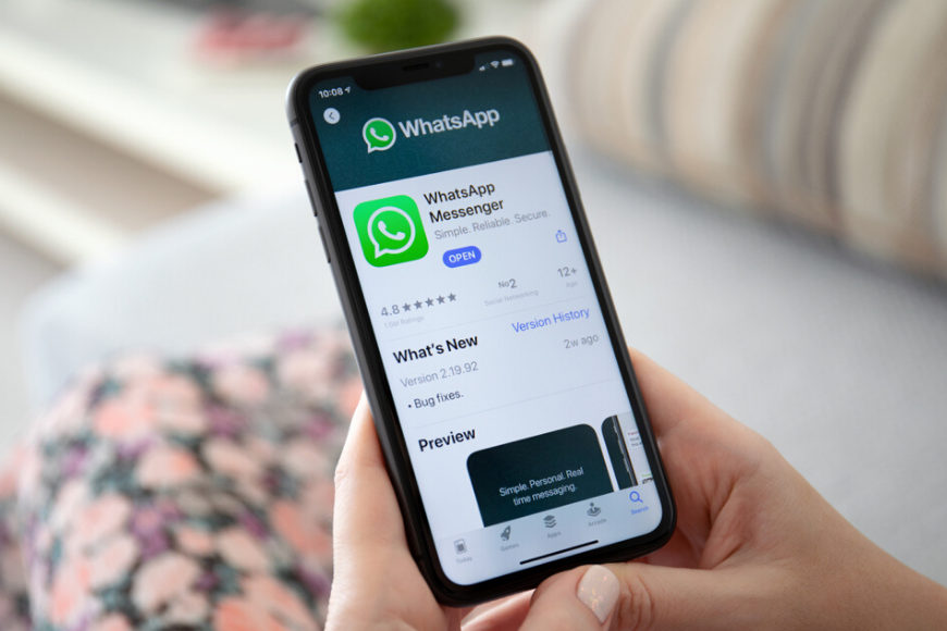 This WhatsApp Service Will Answer All Your COVID Questions