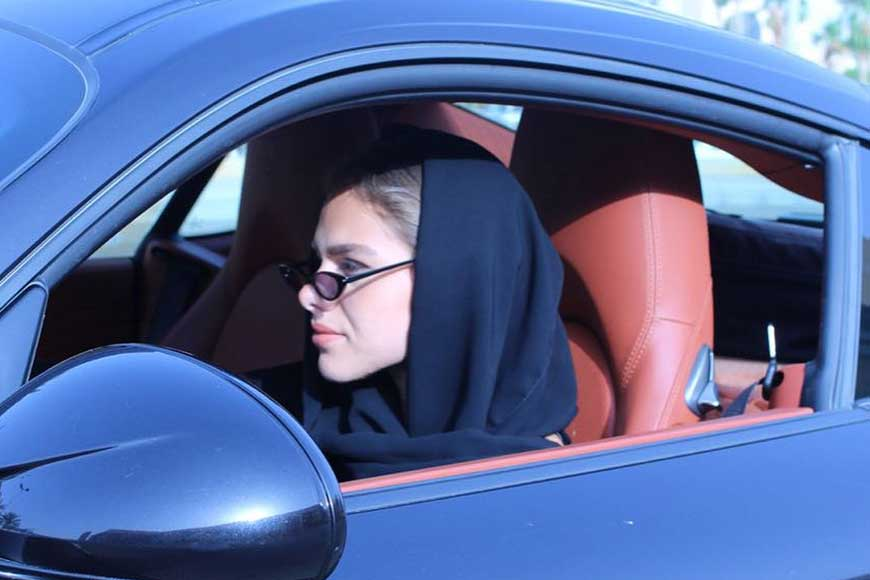 20 of Our Favourite Moments of Women Driving in Saudi Arabia